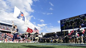 NCAA Football: Houston at Navy